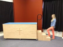 Portable Baptistry