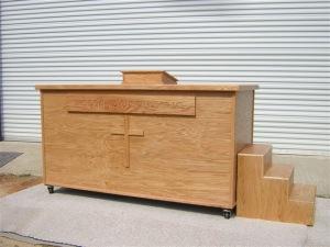 Portable Baptistry Portable Baptistries Portable
