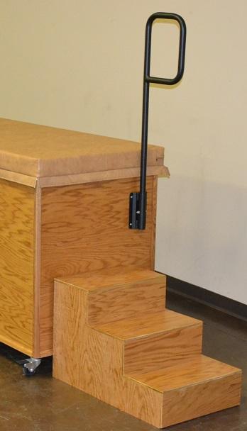 Portable Pool Handrails : Portable baptistry baptistries